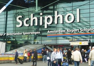 advertising in holland-airport
