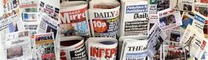 yurtdışı gazeteler