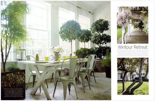 advertising in interior magazine