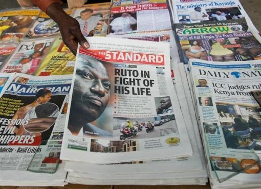 kenyan-newspaper