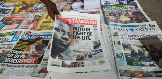 kenyan-newspaper