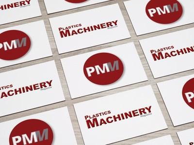 advertising plastic machinery magazine