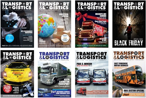 europe transport logistic magazine