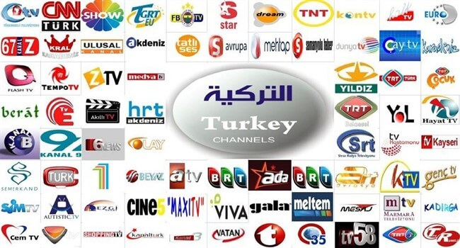 tv channels in turkey
