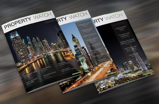 dubai real estate magazine advertising