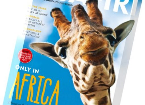 advertising in kenya airways infilight magazine msafiri
