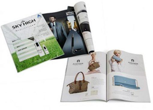 nederland airlines inflight magazine advertising